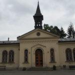 G – 142. Vycházka –  hřbitov sv. Otýlie
